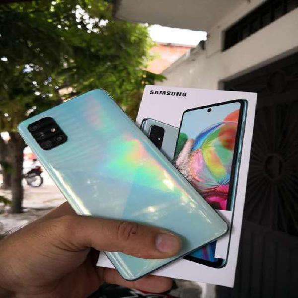 Samsung a71 nuevo