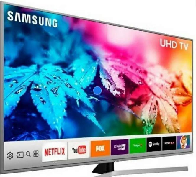 """Smart tv samsung 55"""" completamente nuevo."""