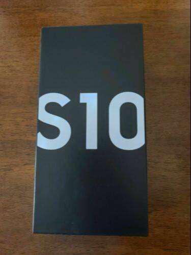 Samsung galaxy s10+ g975u nuevo