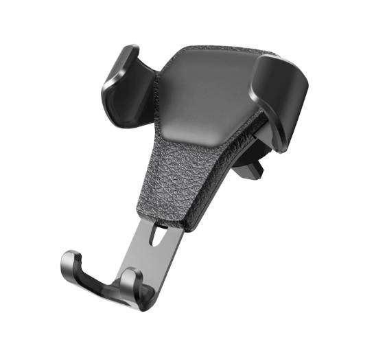 Soporte de carro para smartphone para rejilla de ventilacion