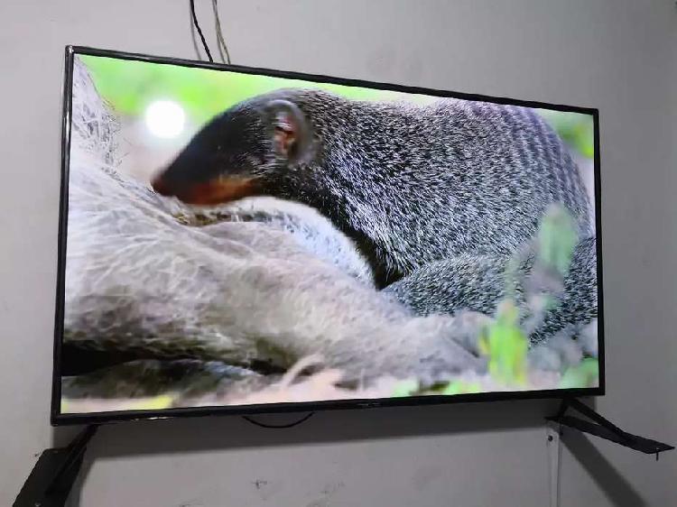 Tv smart de 50 pulgadas 4k recco