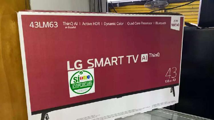 Televisor lg smart TV de 32 pulgadas wifi youtube nexflix