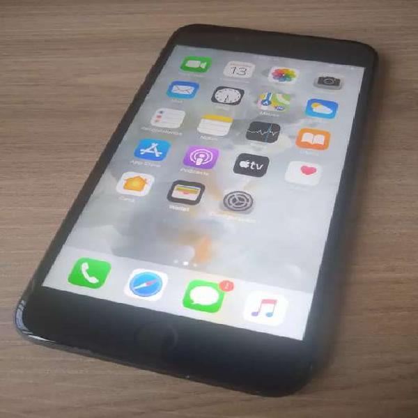 Iphone 8 plus 64gb gris oscuro