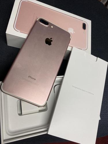 Apple iphone 7 plus a1661 32gb originales + liberado