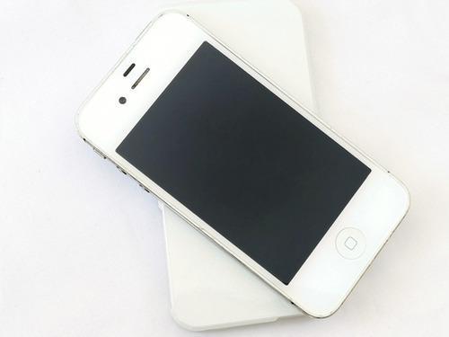 Iphone 4s 16gb - blanco.