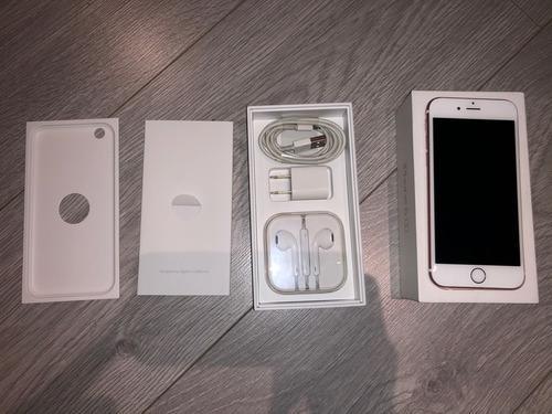 Iphone 6s 64gb rose gold comonuev excelente estado jailbreak