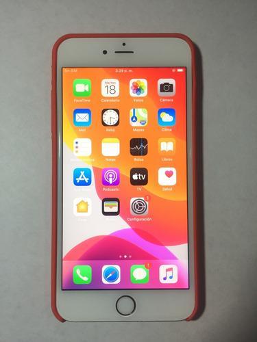 Iphone 6s plus 64 gb como nuevo garantizado 3d touch