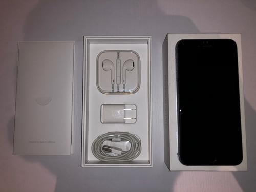 Iphone 6s plus 64gb negro excelente estado jailbreak