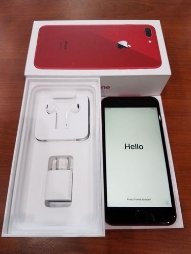 Iphone 8 plus 64gb entrega inmediata gratis garantía