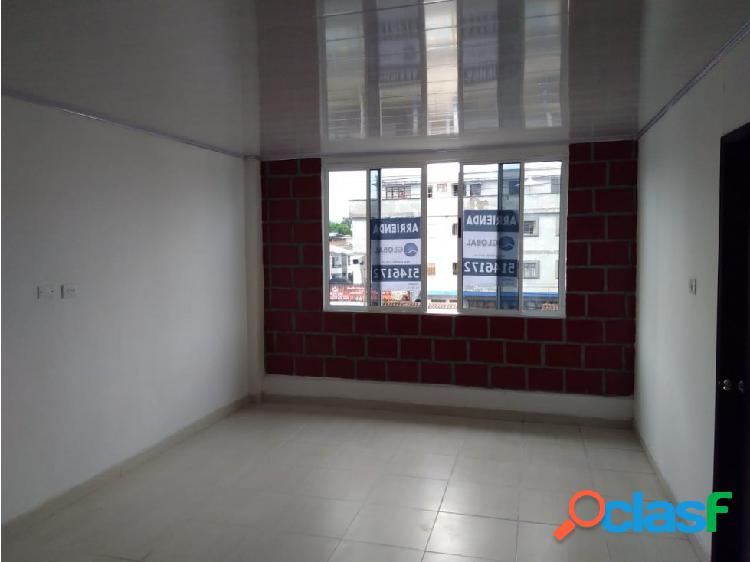 Apartamento tercer piso departamental