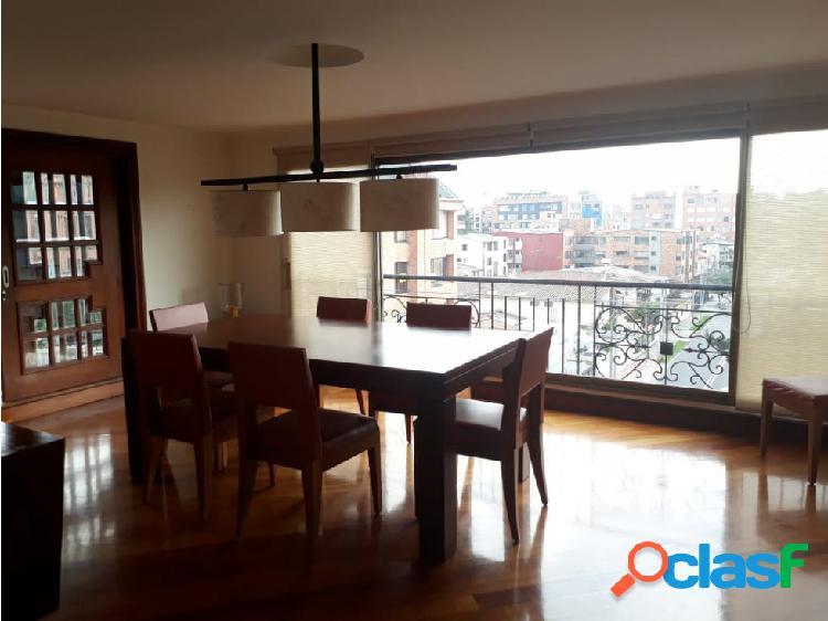 Se vende apartamento duplex en san patricio