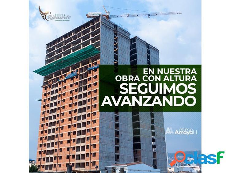 Venta apartamentos bucaramanga barrio ricaurte real de minas