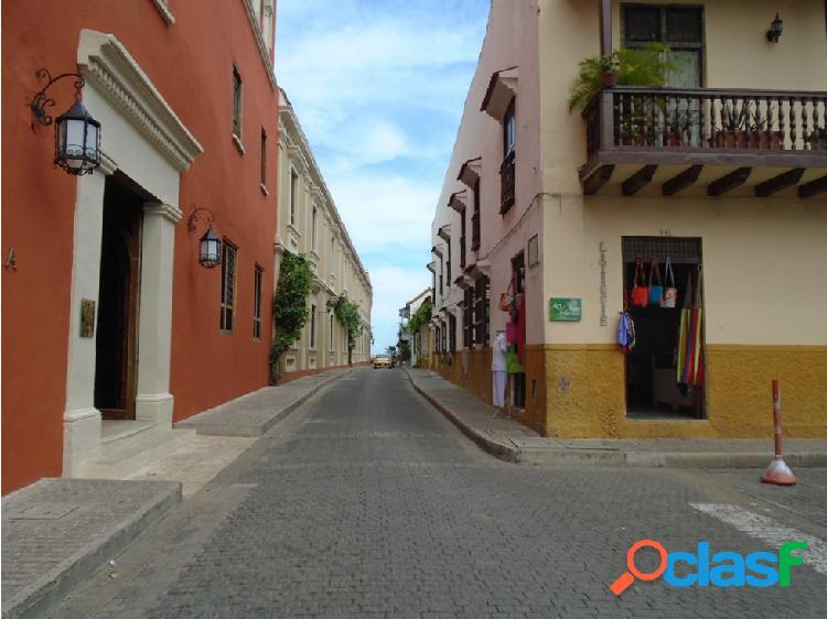 Casa con proyeccion centro histórico cartagena