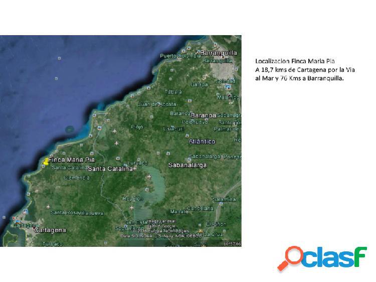 La finca a km 18.7 vía al mar (c/gena- b/quilla)