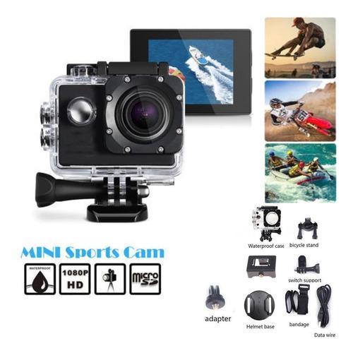 Camara deportiva digital dv hd montañismo 1080p para sj4000