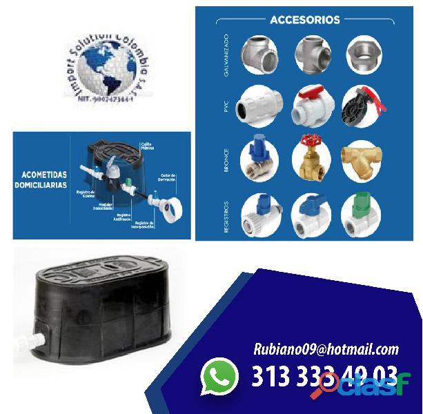 Kit instalación profesional calentadores