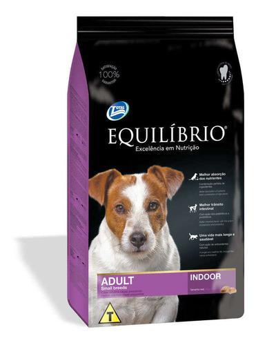 Alimento Para Perro -equilibrio Adultos Raza Pequeña 7,5 Kg