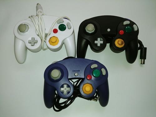Lote Controles Para Nintendo Gamecube (para Resparar)