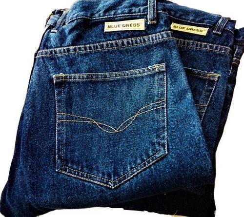 Pantalón jean hombre marca blue dress