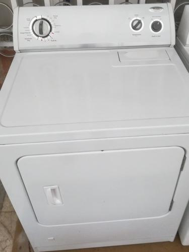 Secadora a gas whirlpool