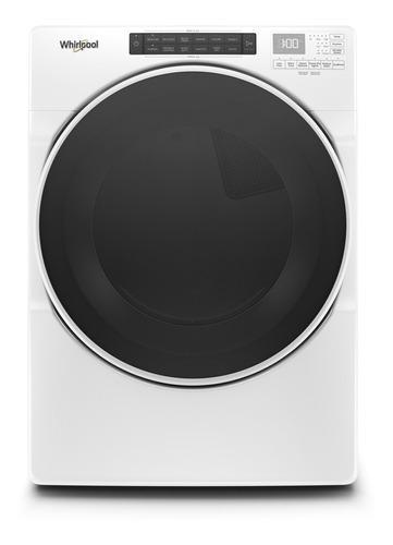 Secadora carga frontal a gas 20kgs - blanca blanca whirlpool