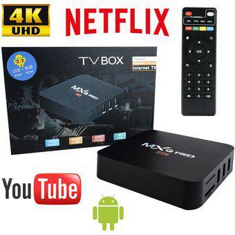 TV BOX 2 GB SIRVE PARA NETFLIX