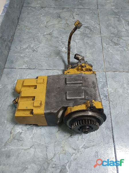 Bomba de inyección para motor caterpillar C7 y C9 usada 2