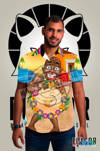 camisas de carnavales