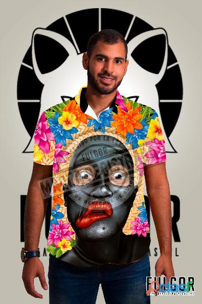 Camisas de carnavales en monteria