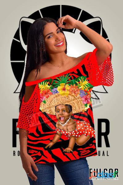 Camisetas de carnaval en santa marta