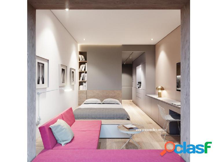 Apartamentos para inversion en venta en chapinero