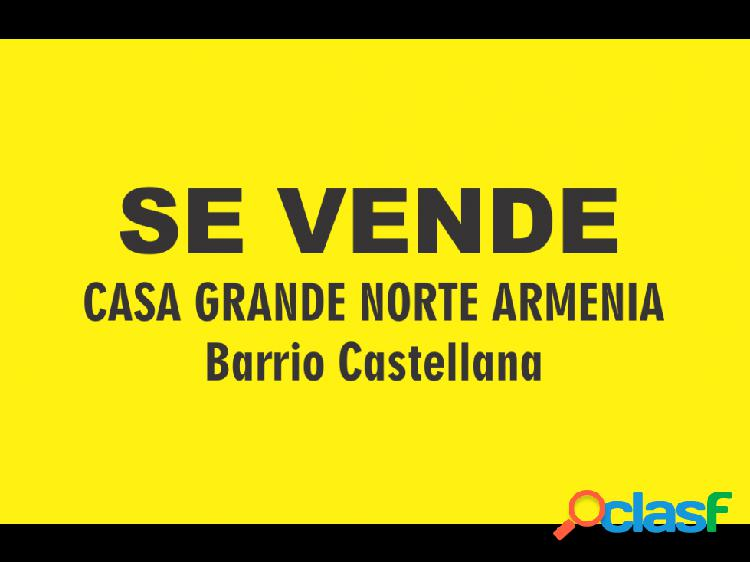 Casa norte castellana armenia isg