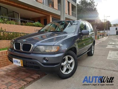 Bmw X5 3000cc Mt Sun Roof
