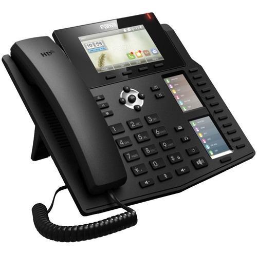 Fanvil x6 teléfono ip de alta gama con gran pantalla a