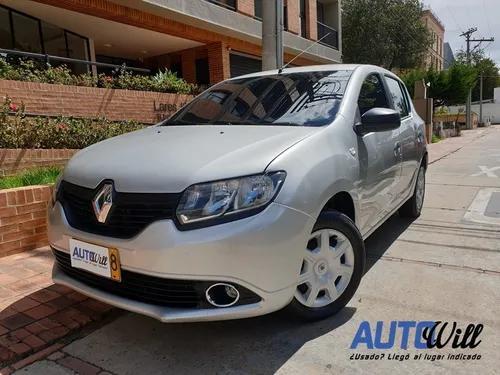 Renault Sandero Authentique L Mt 1.600cc 8v Aa Hatch Back