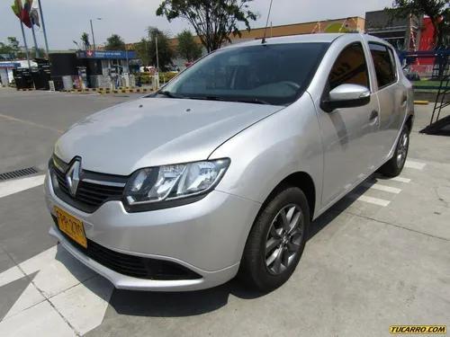 Renault sandero life + smart