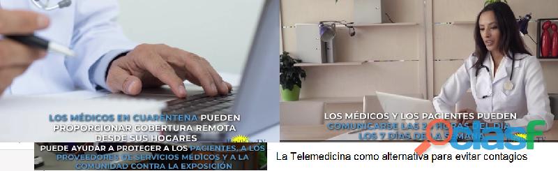 Examen Médico Ocupacional Básico $25.000 vía Internet (Tele salud/Tele medicina)