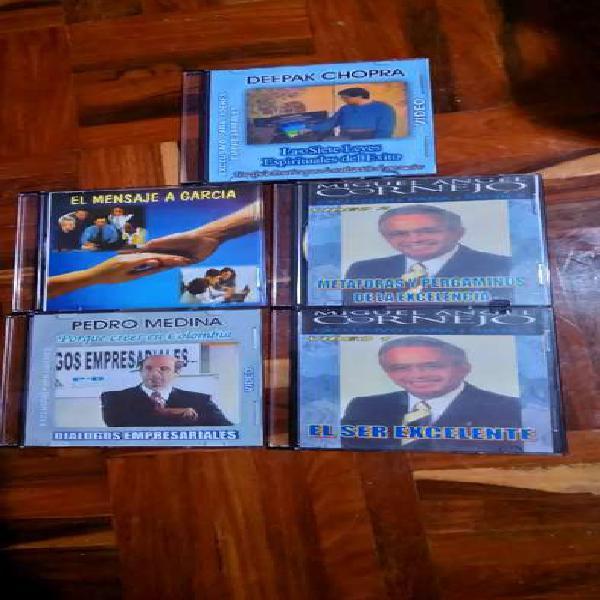 5 cd de autosuperación