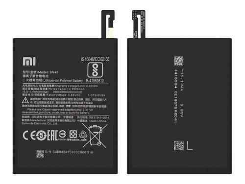 Bateria xiaomi redmi note 6 pro / bn48 / bogota centro /