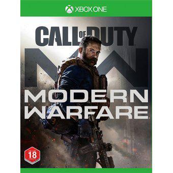 Call of duty modern warfare xbox one nuevo y sellado