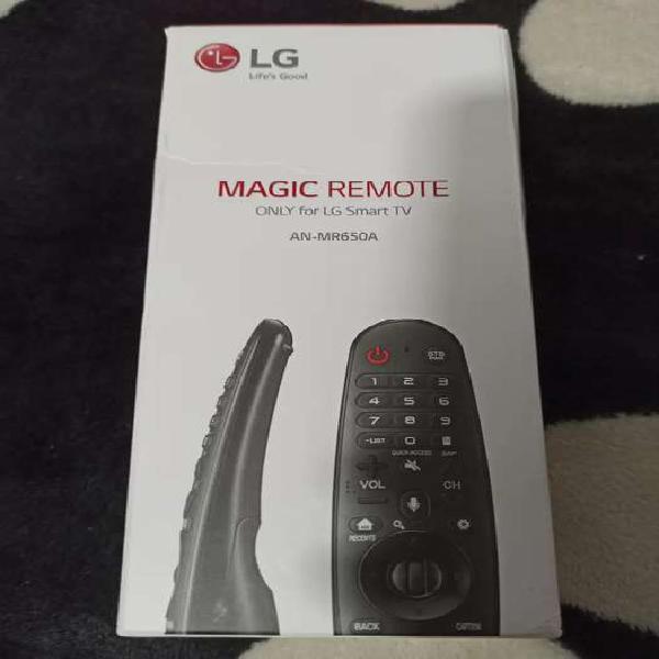 Control mágico an-mr650a tv lg original 2017 nuevo