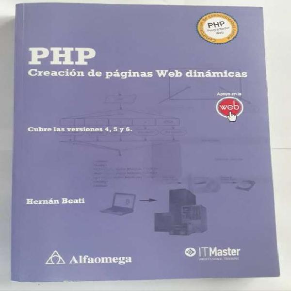 Php creacion de webs dinamicas - hernan beatí