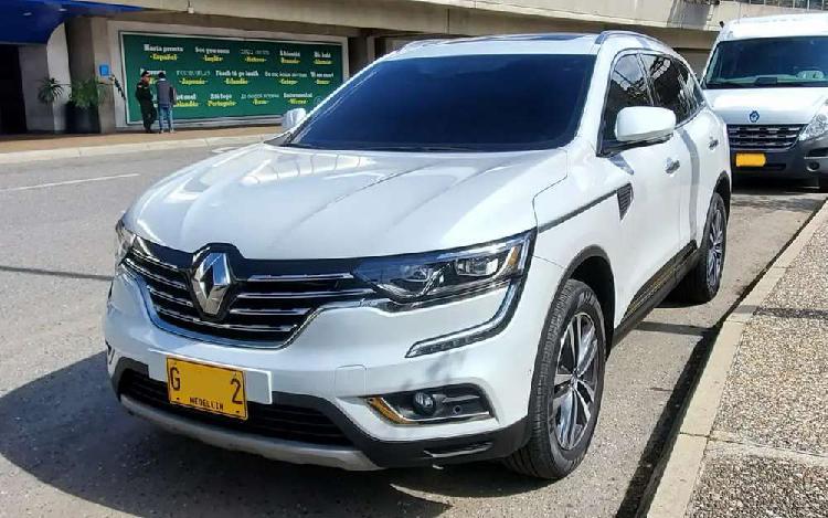 Renault koleos intens 4x4 perfecto estado
