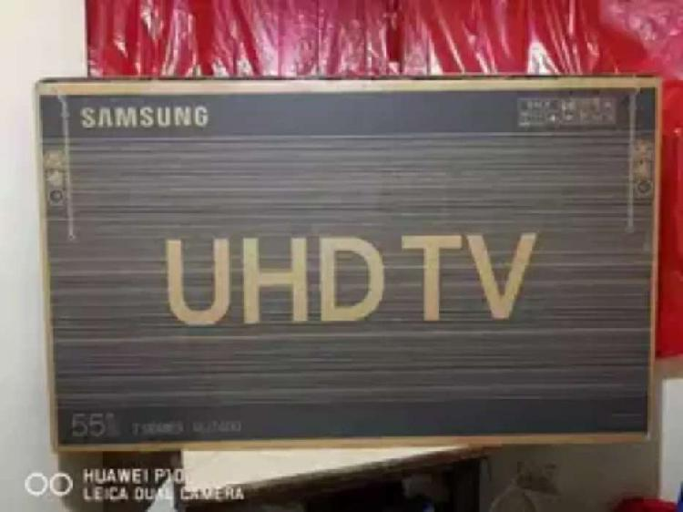 "Samsung 55"" 4k serie 7"
