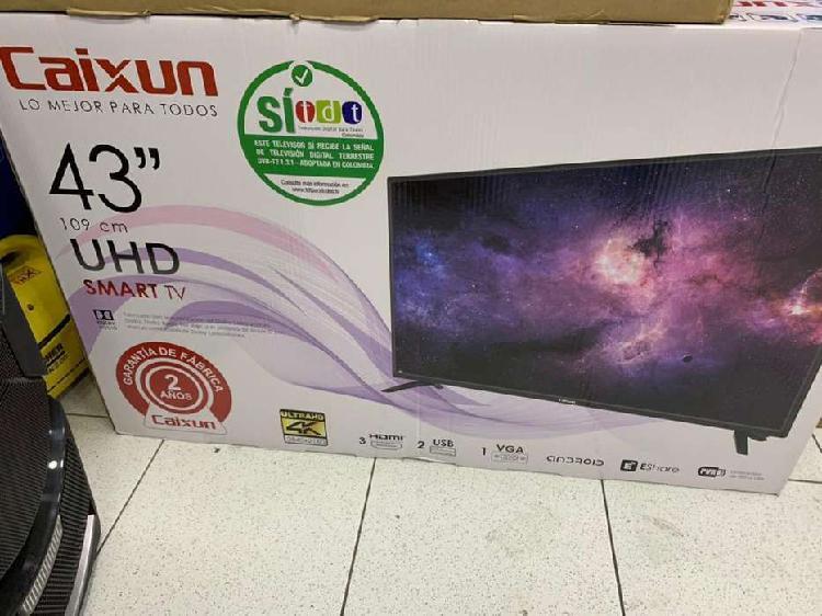 Tv led 43 caixun smartv nuevo