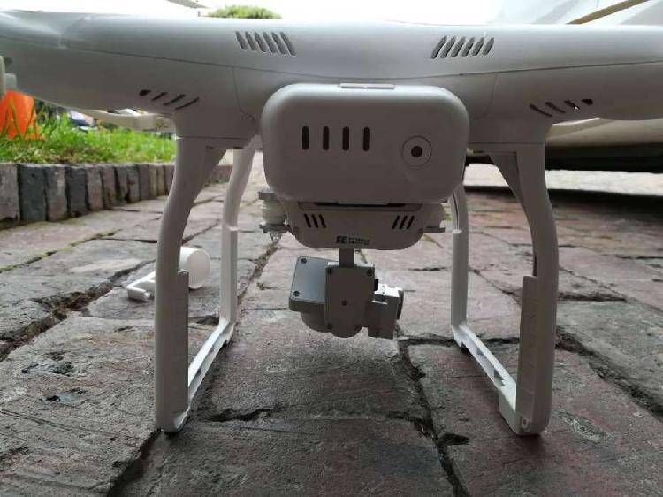 Vendo dron dji phanton 3 pro 4k