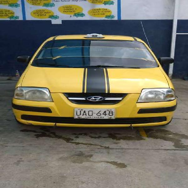 Venta taxi atos modelo 2007 excelente estado
