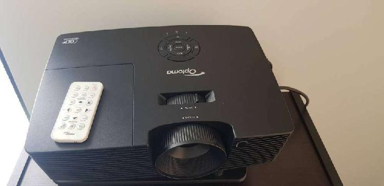 Video proyector 3d, perfecto estado. teatro en casa 3d