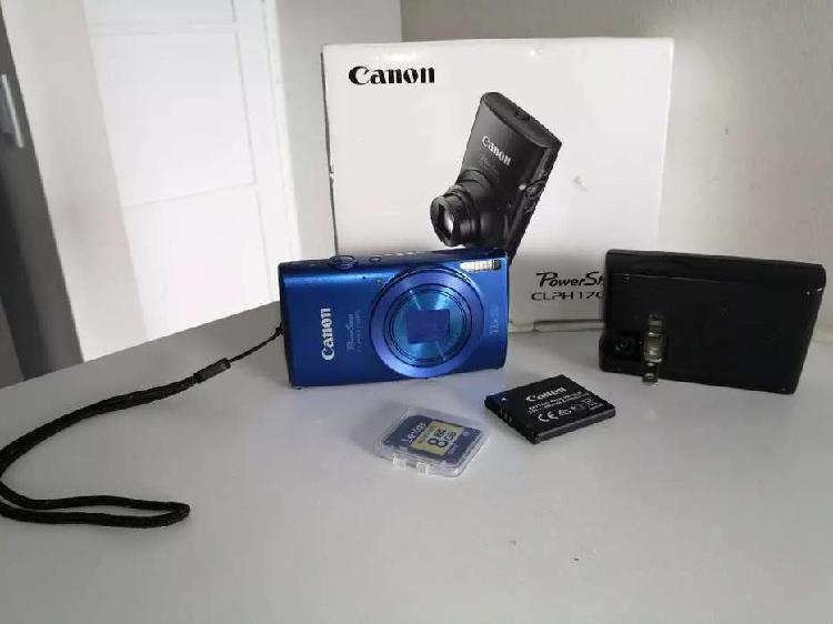 Cámara digital canon