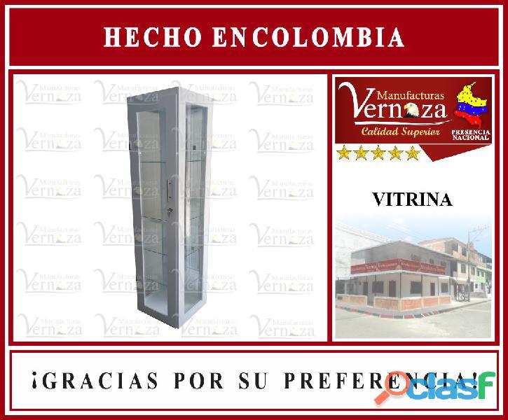 Vitrina exhibidora tipo torre disponible en valledupar